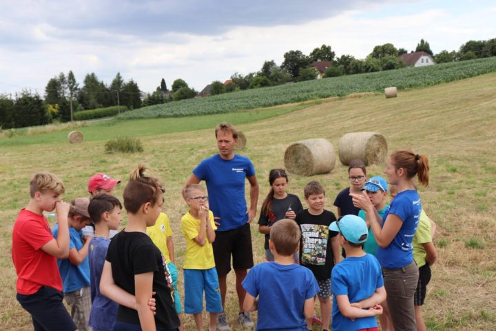 Trénink leadershipu na dětských táborech