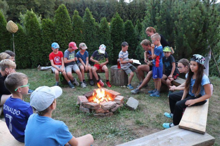 Kdy poslat dítě na první dětský tábor?