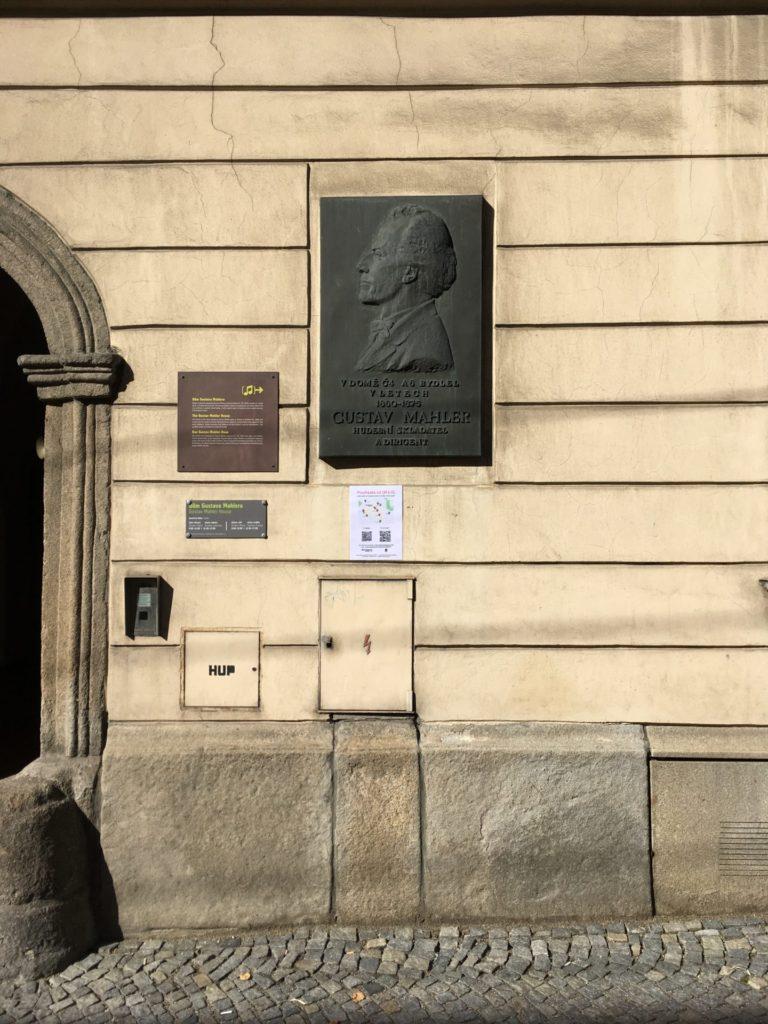 Dům Gustava Mahlera - Jihlava
