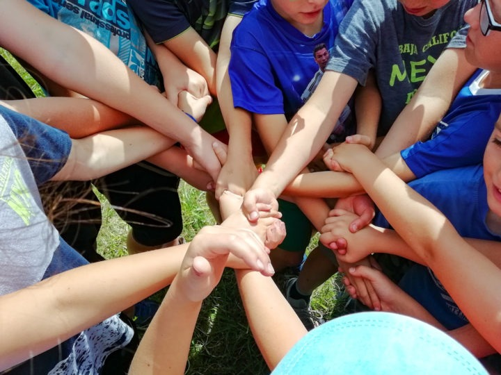 Spolupráce a soutěžení!