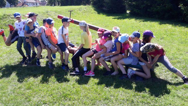 Výchovně rekreační tábory na klíč